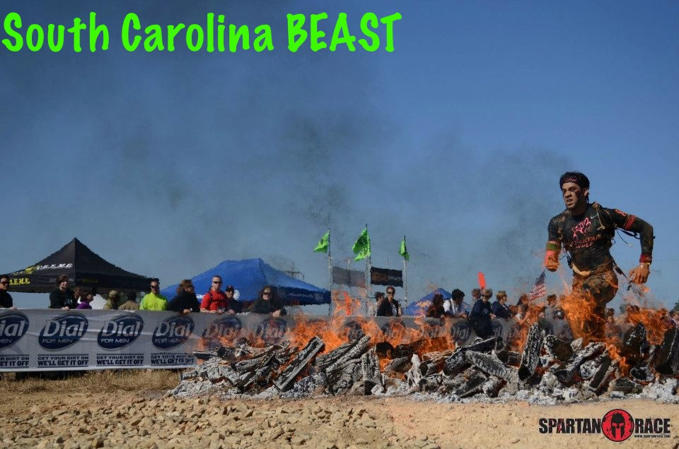Race Recap South Carolina Beast  The Double Trifecta