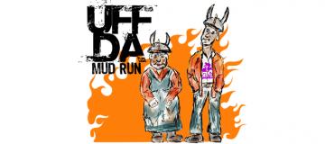 Uff Da Mud Run, Grand Forks, ND, Saturday September 7, 2013