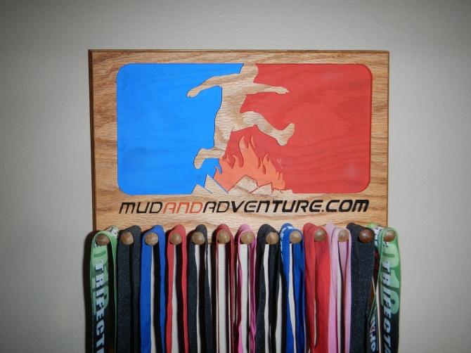 Spartan Race Medal Holders