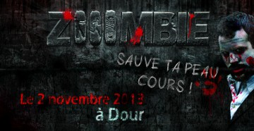 Zooombie Dour, Belgium, Saturday 2 November 2013