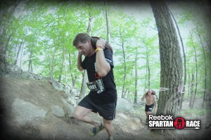 Sandbagging at the NY Spartan Sprint 2013