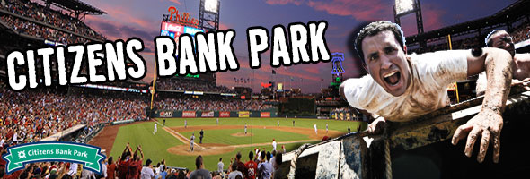Pennsylvania Spartan Sprint at Citizens Bank Park Giveaway | Mud and