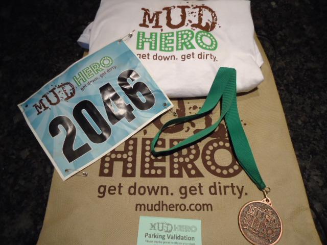 Mud Hero -Orangeville, ON, Canada