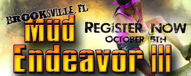 Mud Endeavor Brooksville FL Saturday October 5, 2013 photo