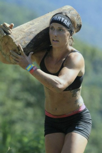 Determination in the toughest Spartan Race Super in 2013 (Virginia)