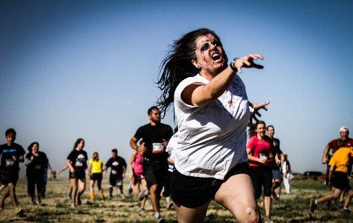 Nov. 2 zombie run that was put on in Phoenix