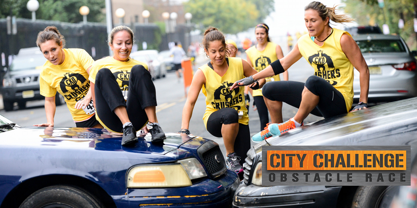 City Challenge Obstacle Race Save 15 Mud And
