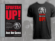 Spartan Up shirt