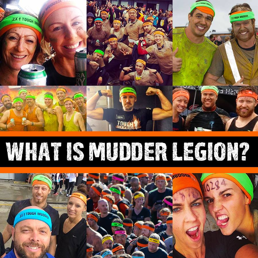 Tough Mudder Legion