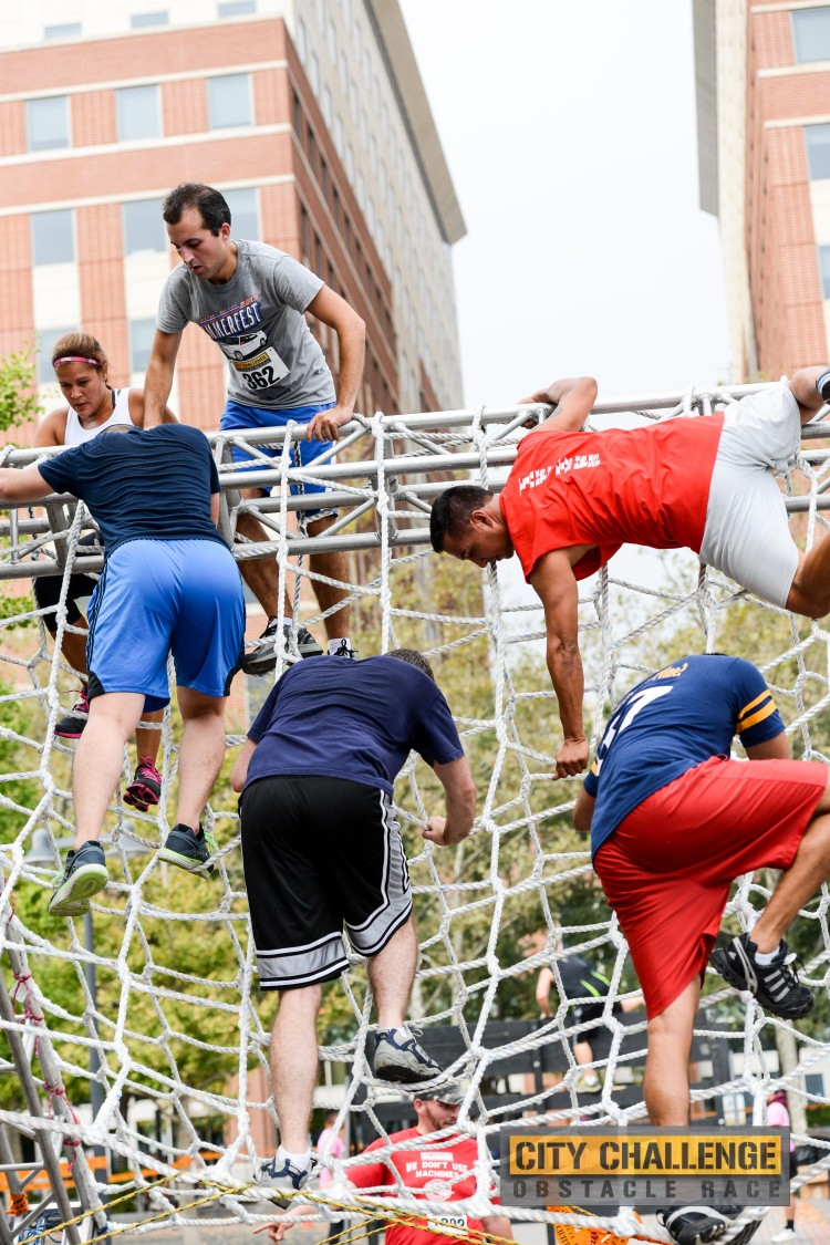 City Challenge Obstacle Race