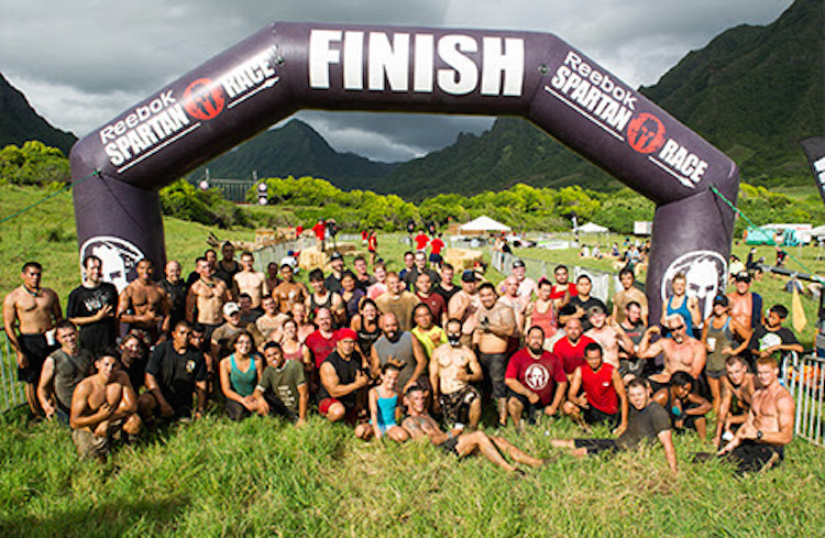 Spartan Beast 13+ Miles 25+ Obstacles