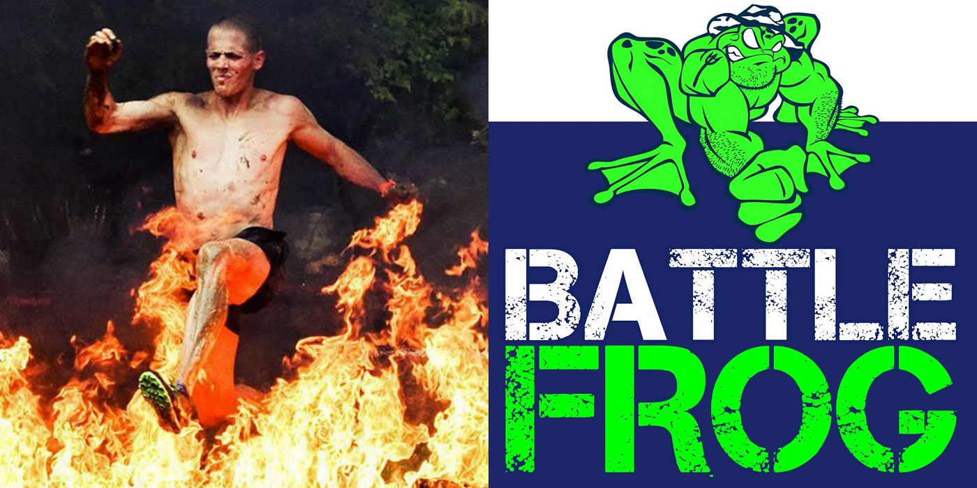 Top OCR Athlete Hobie Call to Race at BattleFrog Event in Metro Atlanta