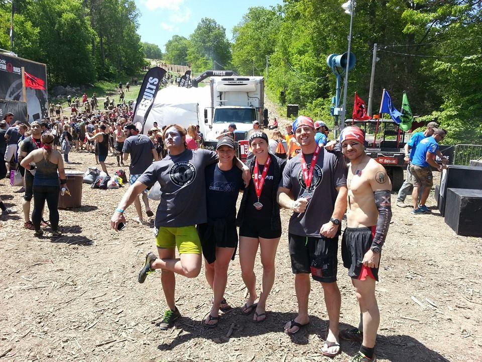 Team Mud and Adventure Weekend Recap – May 31- June1