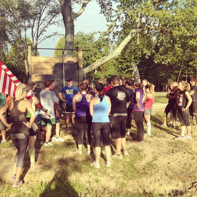 ABF Mud run 2