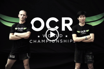 OCR World Chapionships Faces