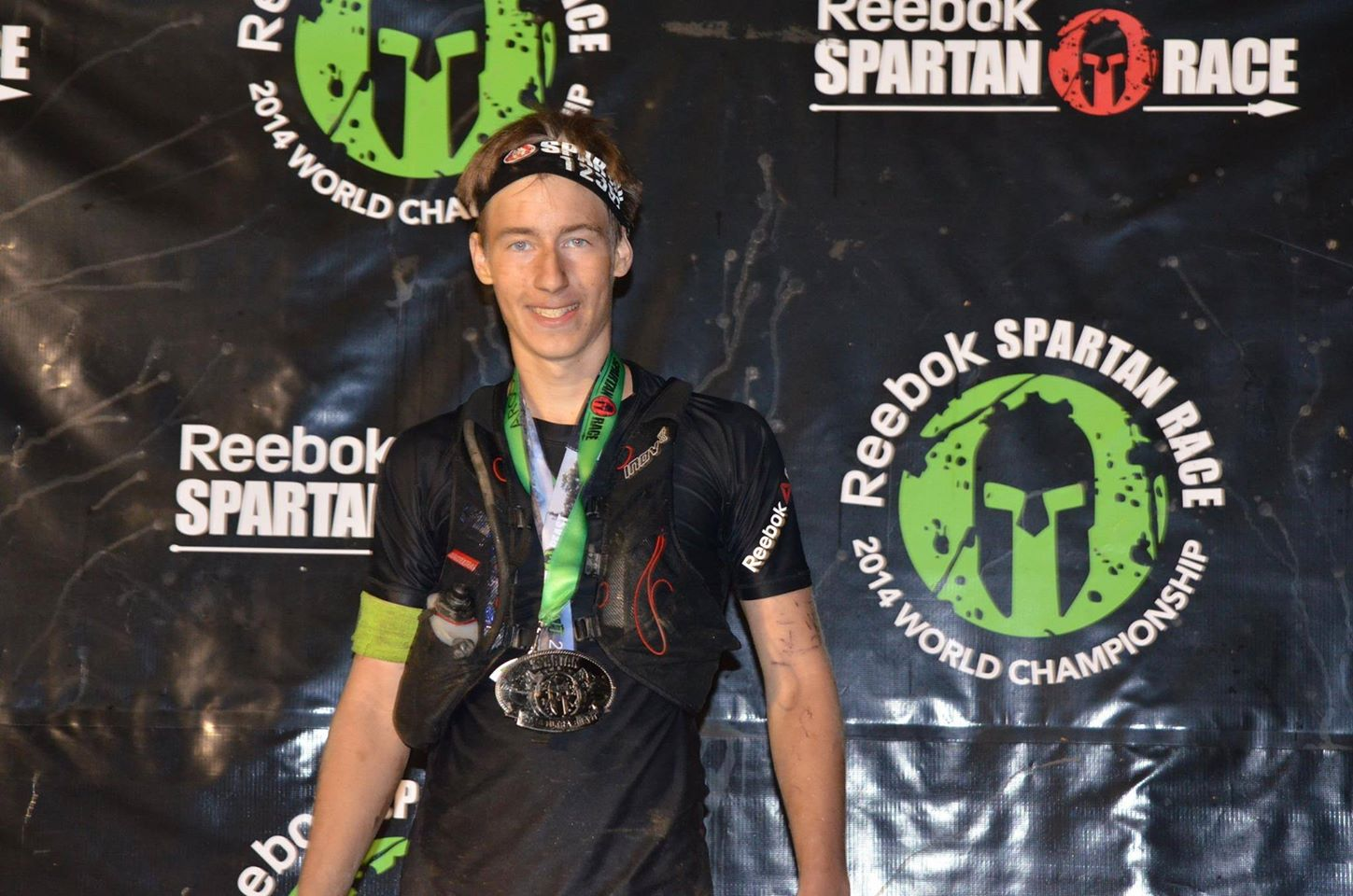 17yr Old Completes Spartan Race World Championship And