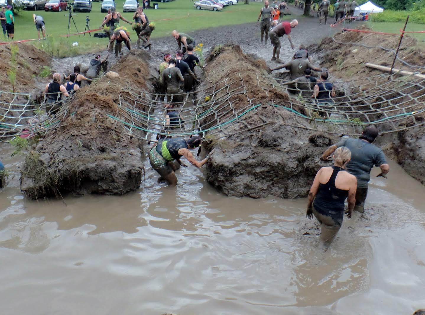 Race Review Mud Hero Albion Hill Ontario Canada
