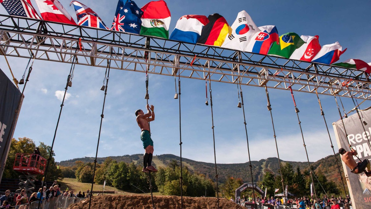 Real Time Coverage Of The Spartan Race World Championship