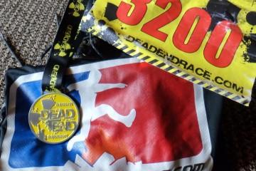 Dead End Race medal