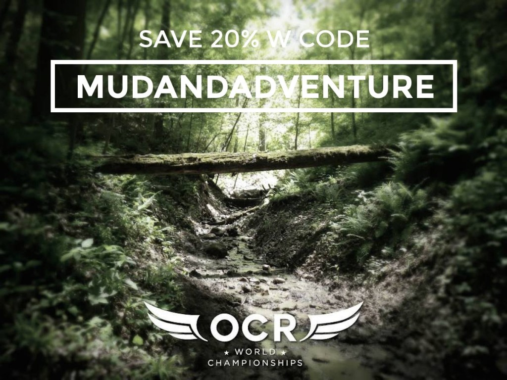 OCR World Championships discount