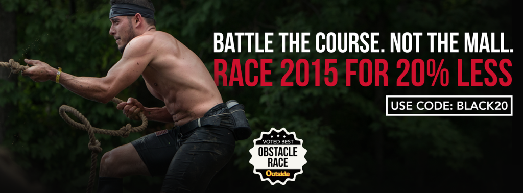 Spartan Race Black Friday