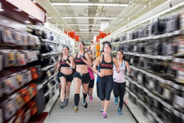 Spartan Race Black Friday women