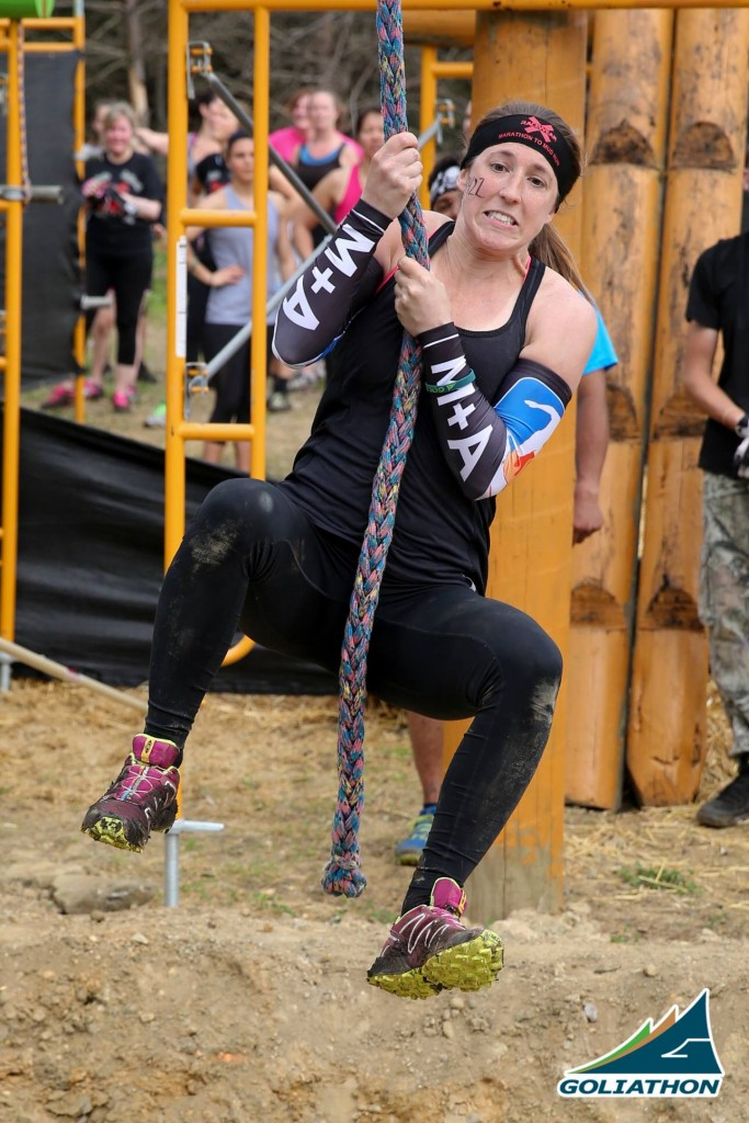 Goliathon obstacle race 3