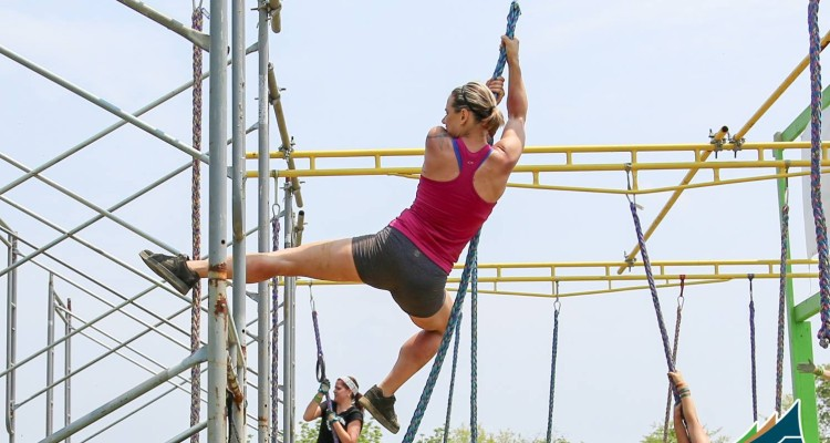Goliathon obstacle race