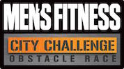 Mens Fitness City Challenge Race