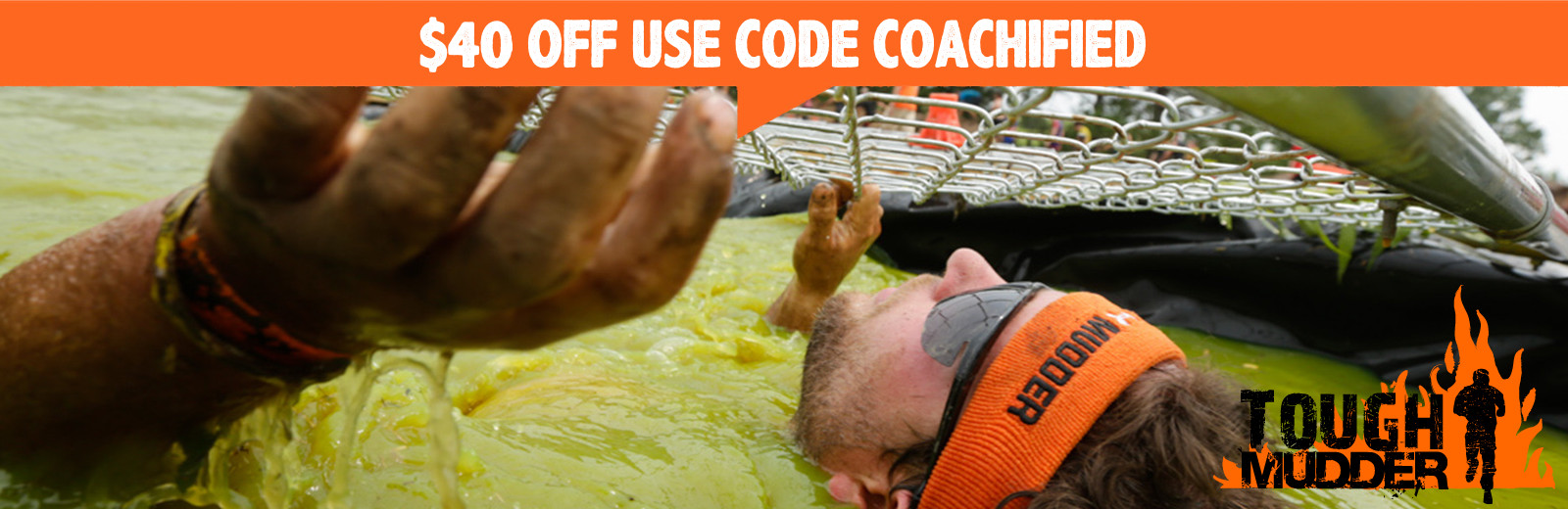Tough mudder coupon code