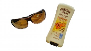 The 10 Essentials - Sun Protection