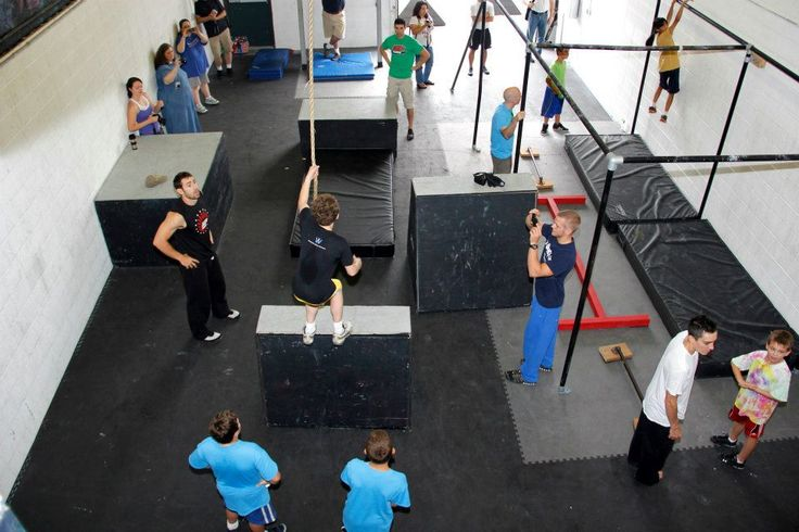 American Ninja Warrior Gym Amp Training Location Finder