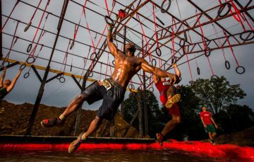 How To Train For An Obstacle Course Race Mud And